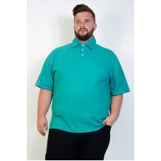 Camiseta Polo Plus Size Jade