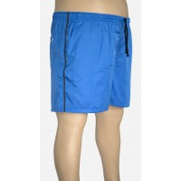 Shorts Microfibra Plus Size Royal