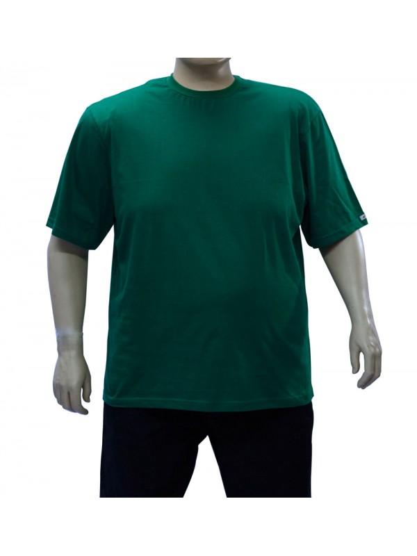 Camiseta Básica Plus Size Bandeira
