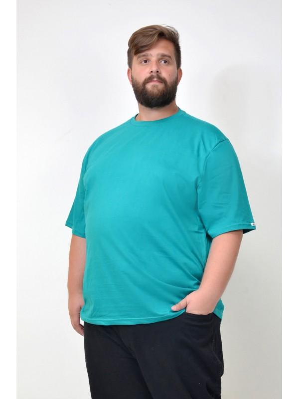 Camiseta Básica Plus Size Jade