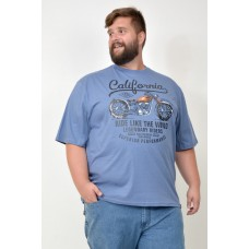Camiseta Plus Size Ride Like Jeans
