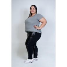 Blusa Modelo Bata Básica Mescla