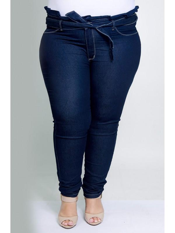 Calça Jeans Clochard Azul Marinho