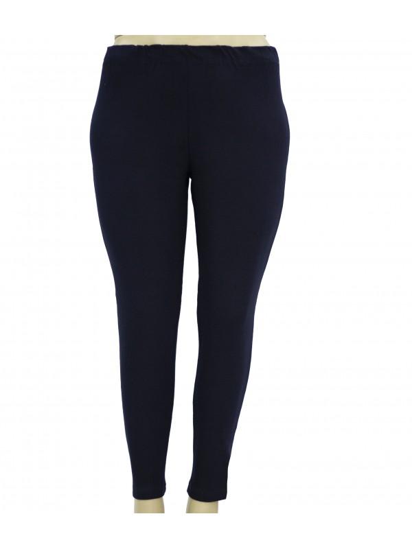 Calça Legging Plus Size Marinho